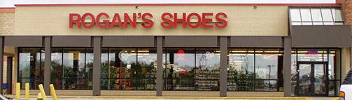 Rogans Shoes Racine South Shoe Store Building Picture