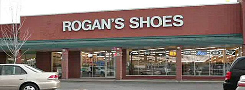 Rogans Shoes Menomonee Falls Shoe Store Building Picture