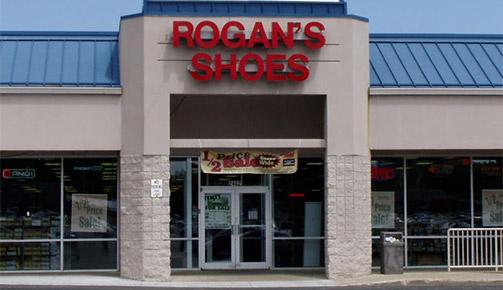 Rogans Shoes Green Bay West Shoe Store Building Picture