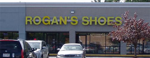 Rogans Shoes LaCrosse Shoe Store Building Picture