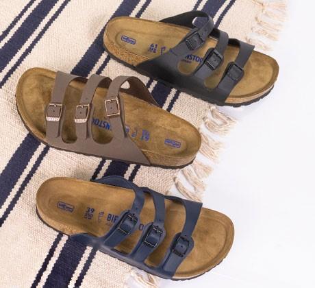 Womens Flats Sandals