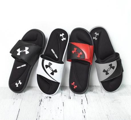Mens Slide Sandals