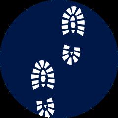 Lug Toe Icon